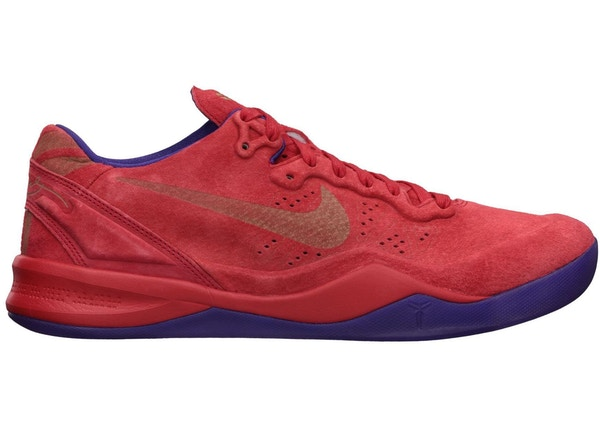 various colors 989c0 1b24c Kobe 8 EXT Year of the Snake (Red)