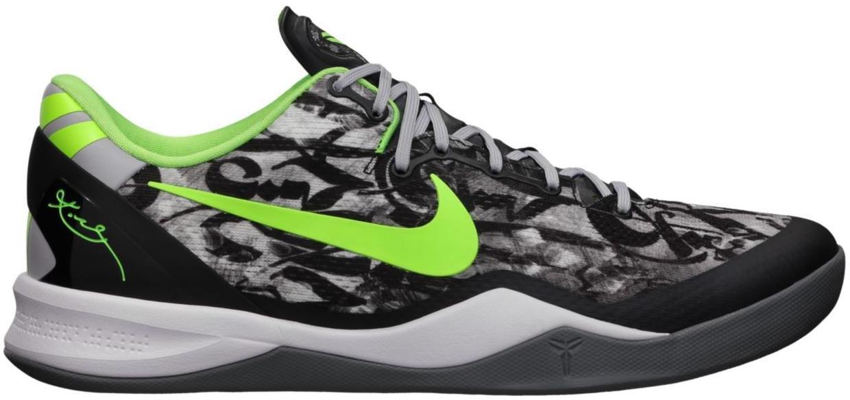 Nike Kobe 8 Graffiti - 555035-100