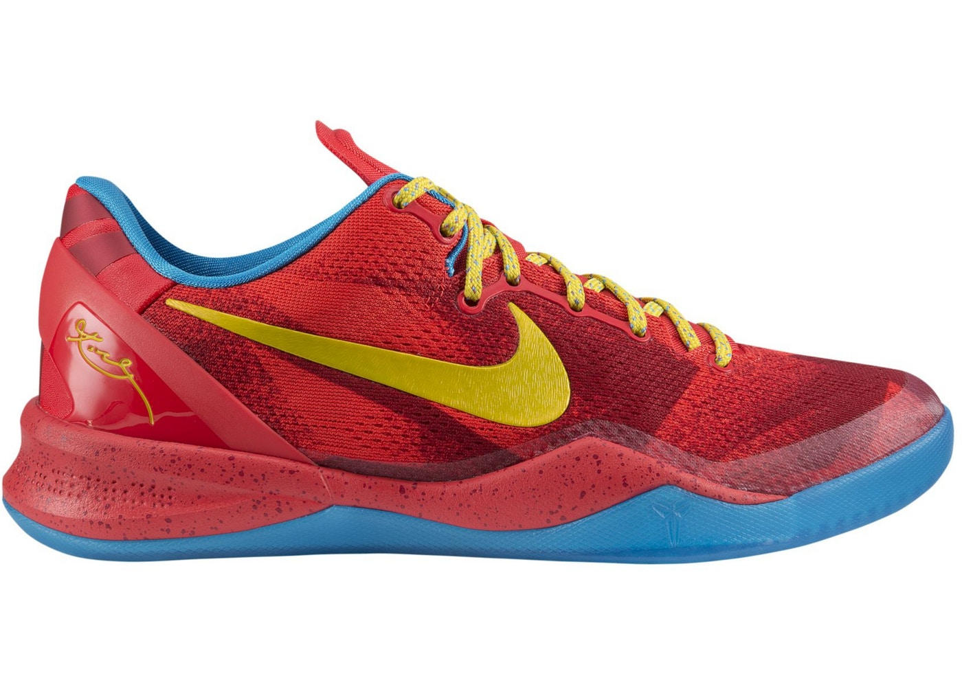 sports shoes 107a4 ab636 Kobe 8 Year of the Horse