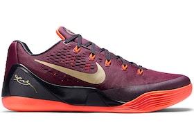 sports shoes d9175 9f7ff Kobe 9 EM Deep Garnet - 646701-678