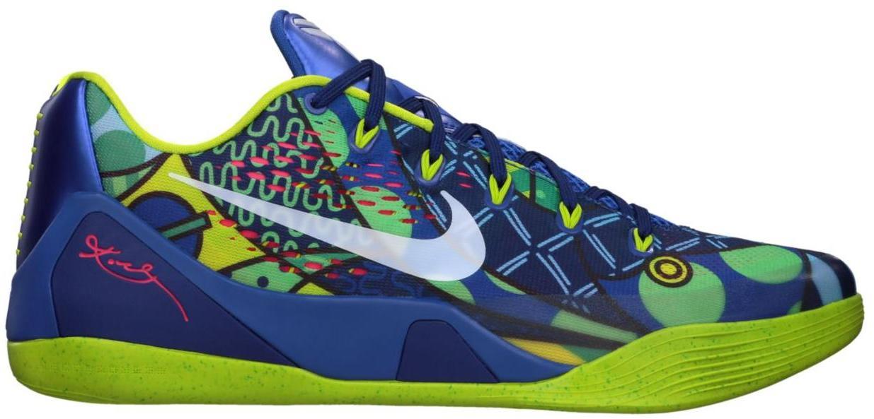 Nike Kobe 9 EM Low Brazil - 646701-413