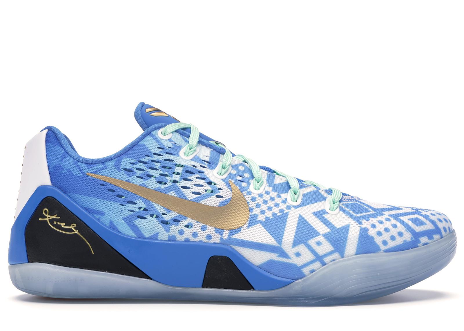 Nike Kobe 9 EM Low Hyper Cobalt