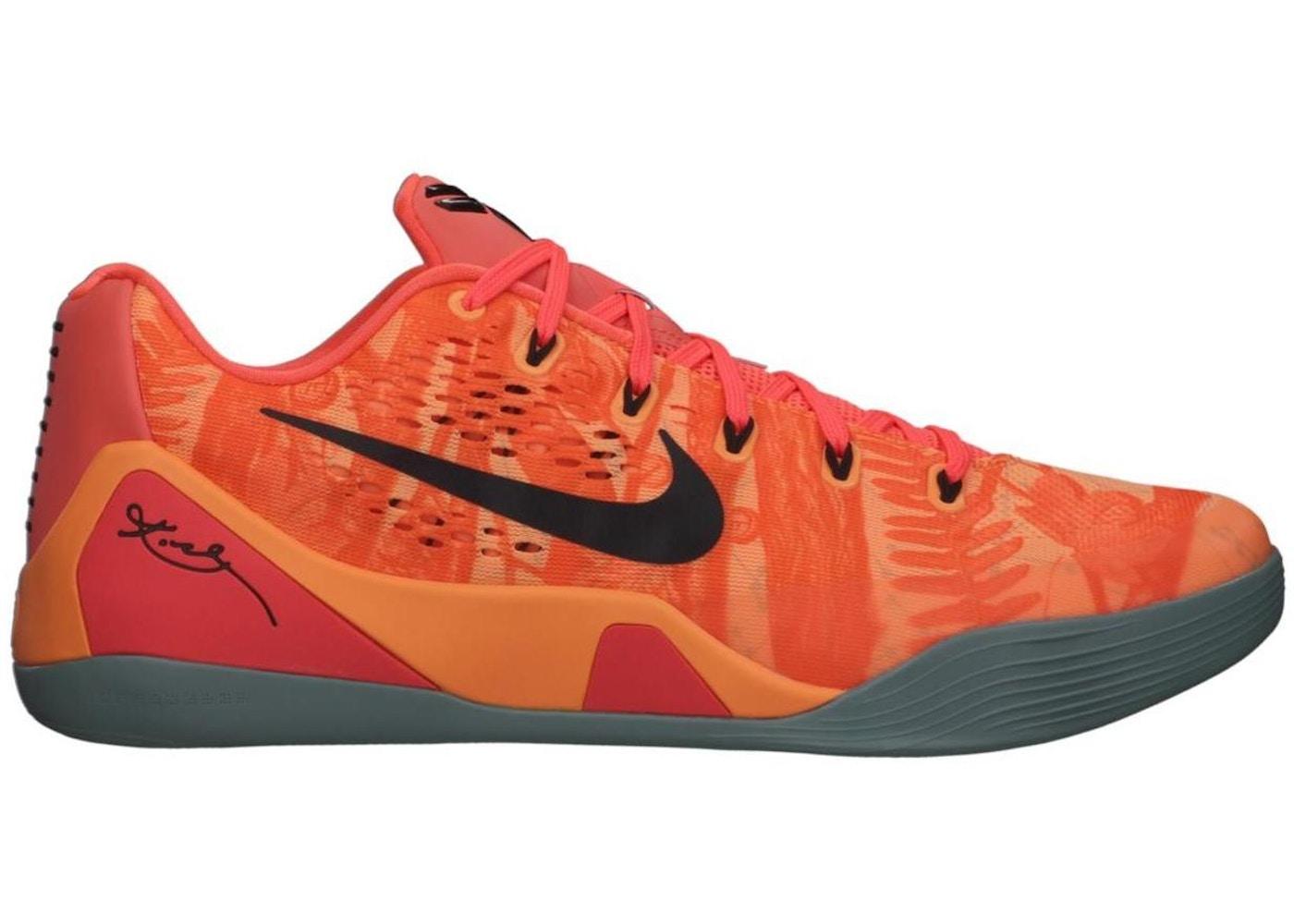 low priced 366f3 63f53 Kobe 9 EM Low Peach Mango - 646701-880