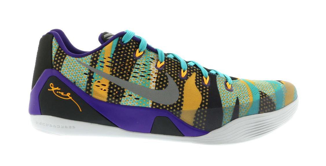 Nike Kobe 9 EM Low Unleashed - 646701-508