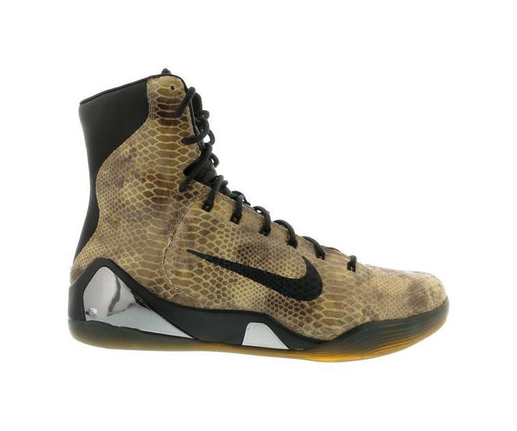 Nike Kobe 9 EXT High Snakeskin - 716616-001