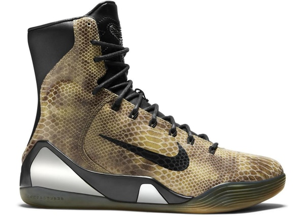 huge discount de8b2 69b87 Kobe 9 EXT High Snakeskin