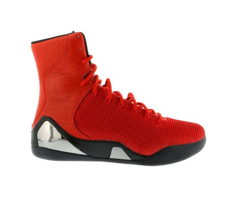 Nike Kobe 9 KRM EXT High Red Mamba