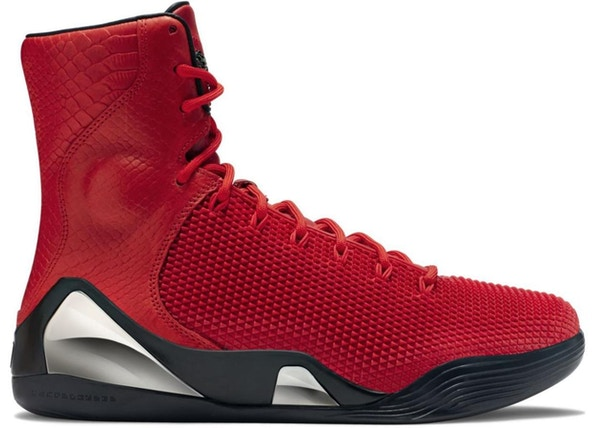 innovative design 7a208 a6ff1 Kobe 9 KRM EXT High Red Mamba