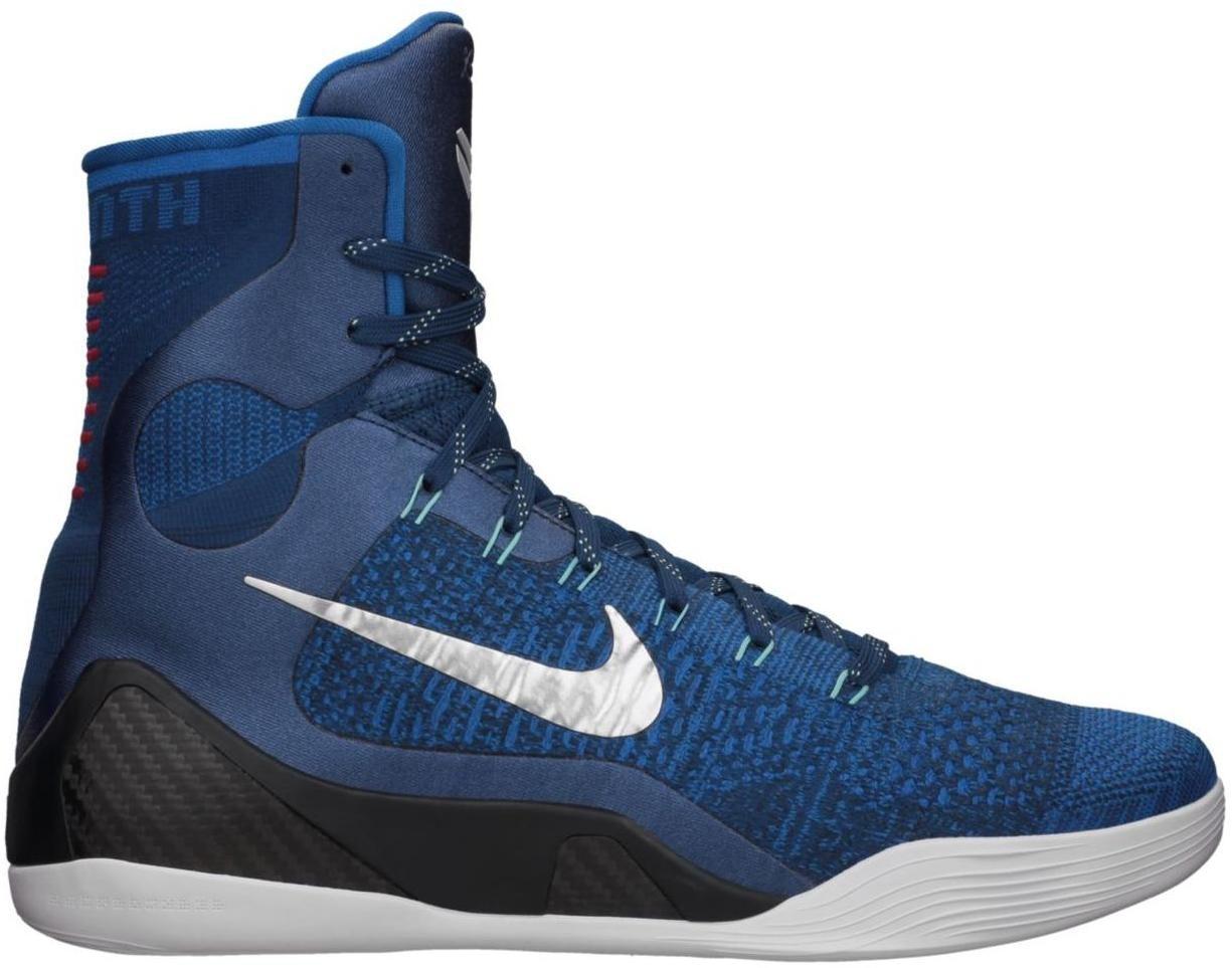 Kobe 9 Elite Brave Blue