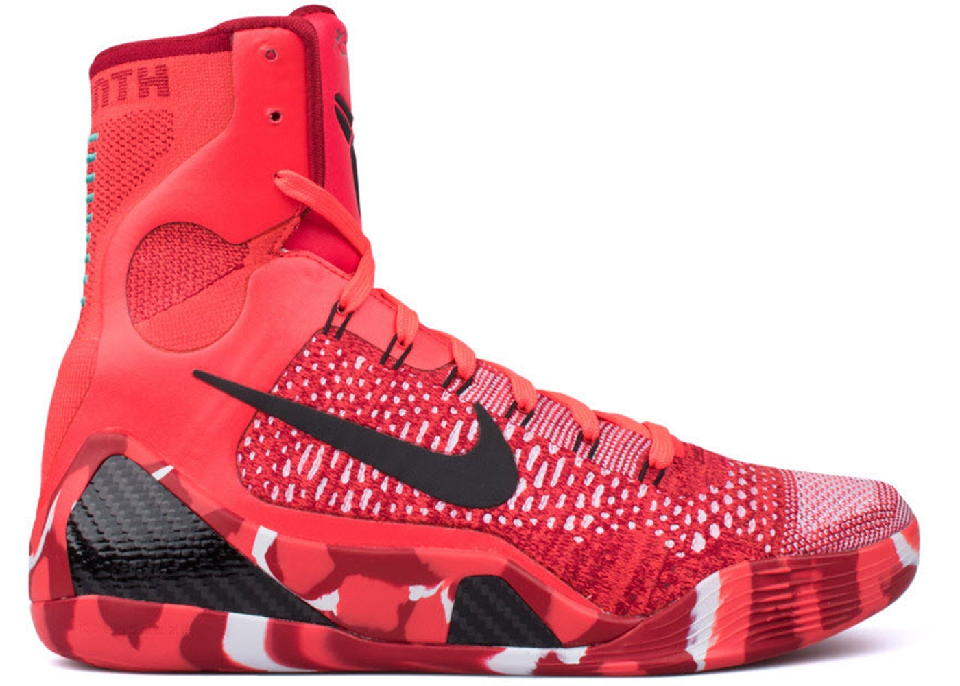 premium selection ee1d4 92175 Kobe 9 Elite Christmas (2014) - 630847-600