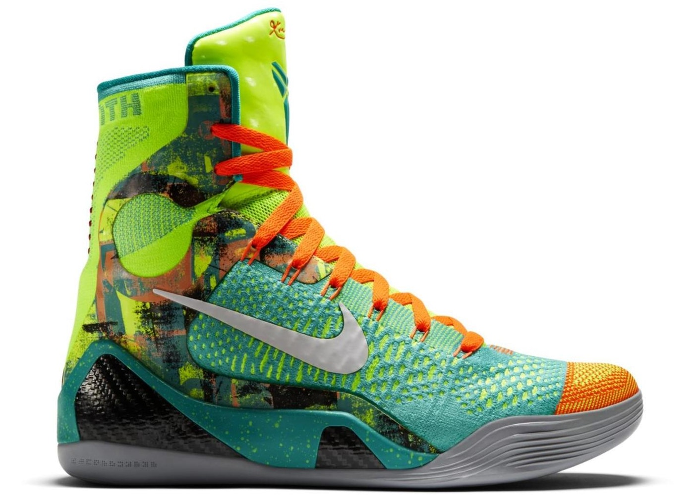 reputable site 3960d f3df9 Nike Kobe 9 Shoes - Average Sale Price