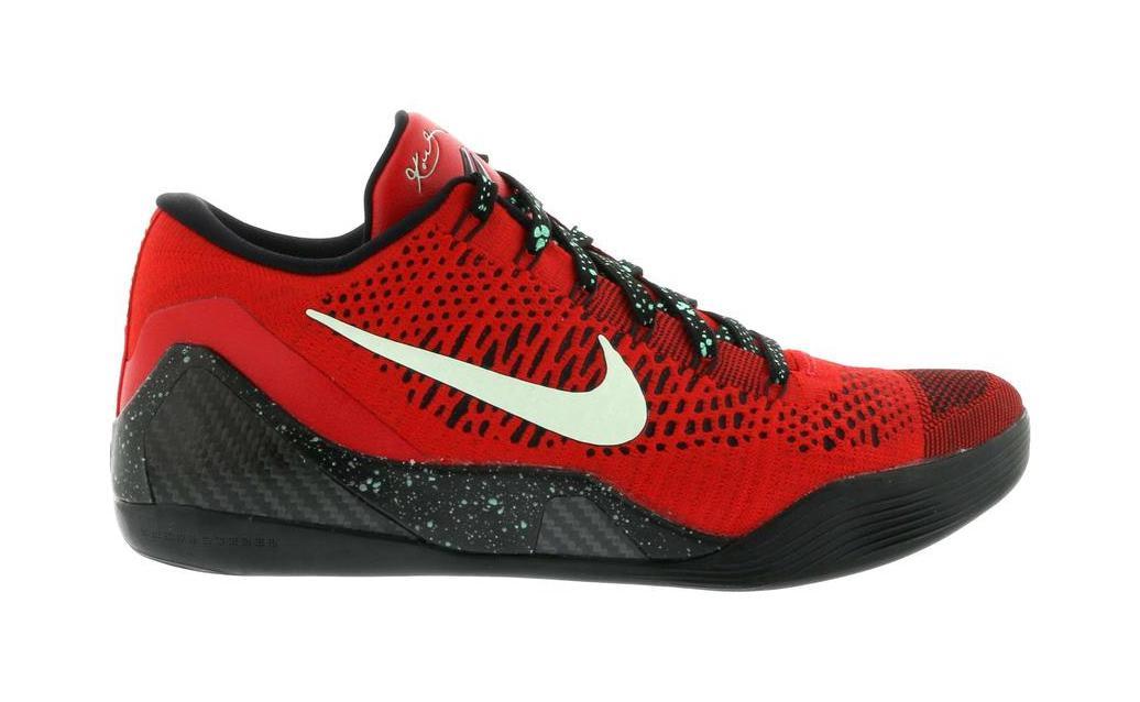 Nike Kobe 9 Elite Low University Red