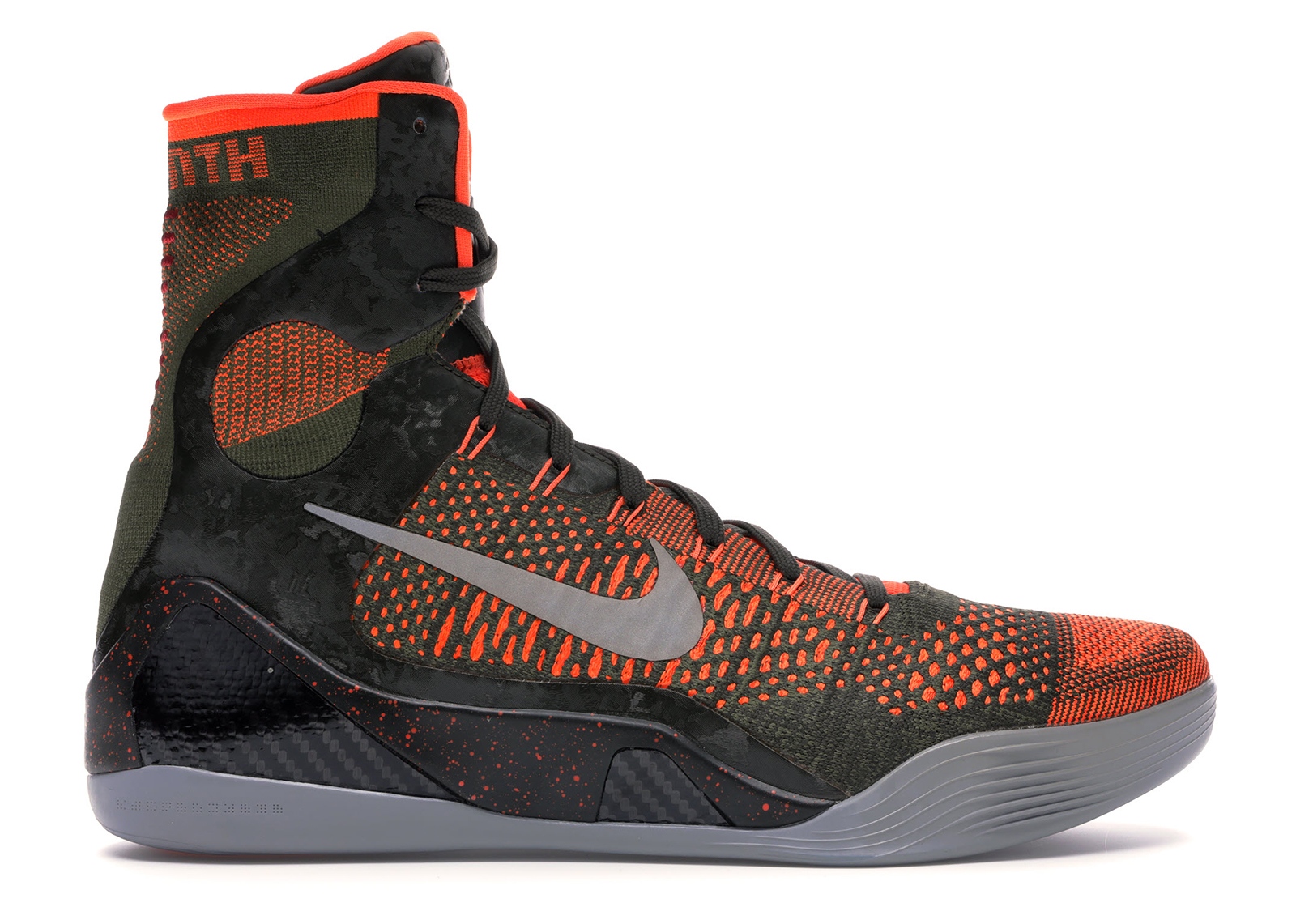 Nike Kobe 9 Elite Sequoia - 630847-303