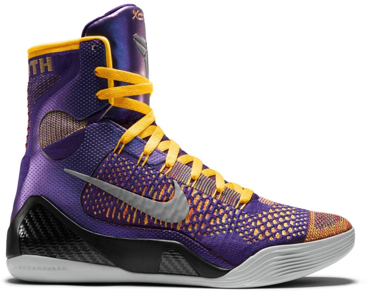 Kobe 9 Elite Team Showtime