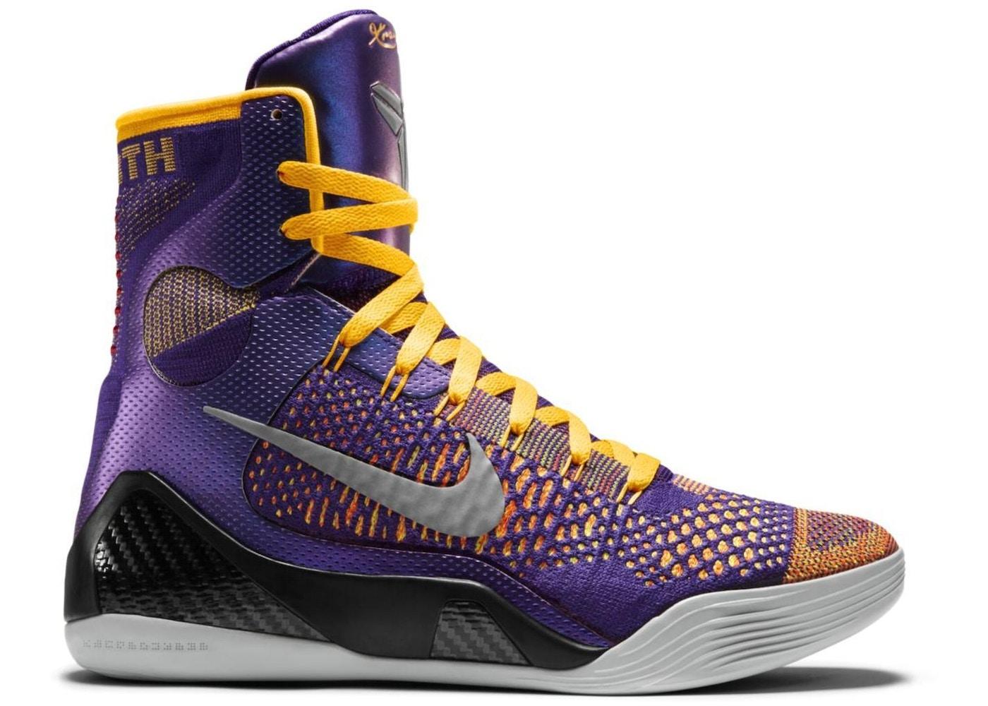new style 91078 c2b7f Buy Nike Kobe 9 Shoes   Deadstock Sneakers