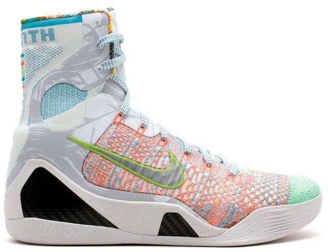 Kobe 9 Elite What The Kobe