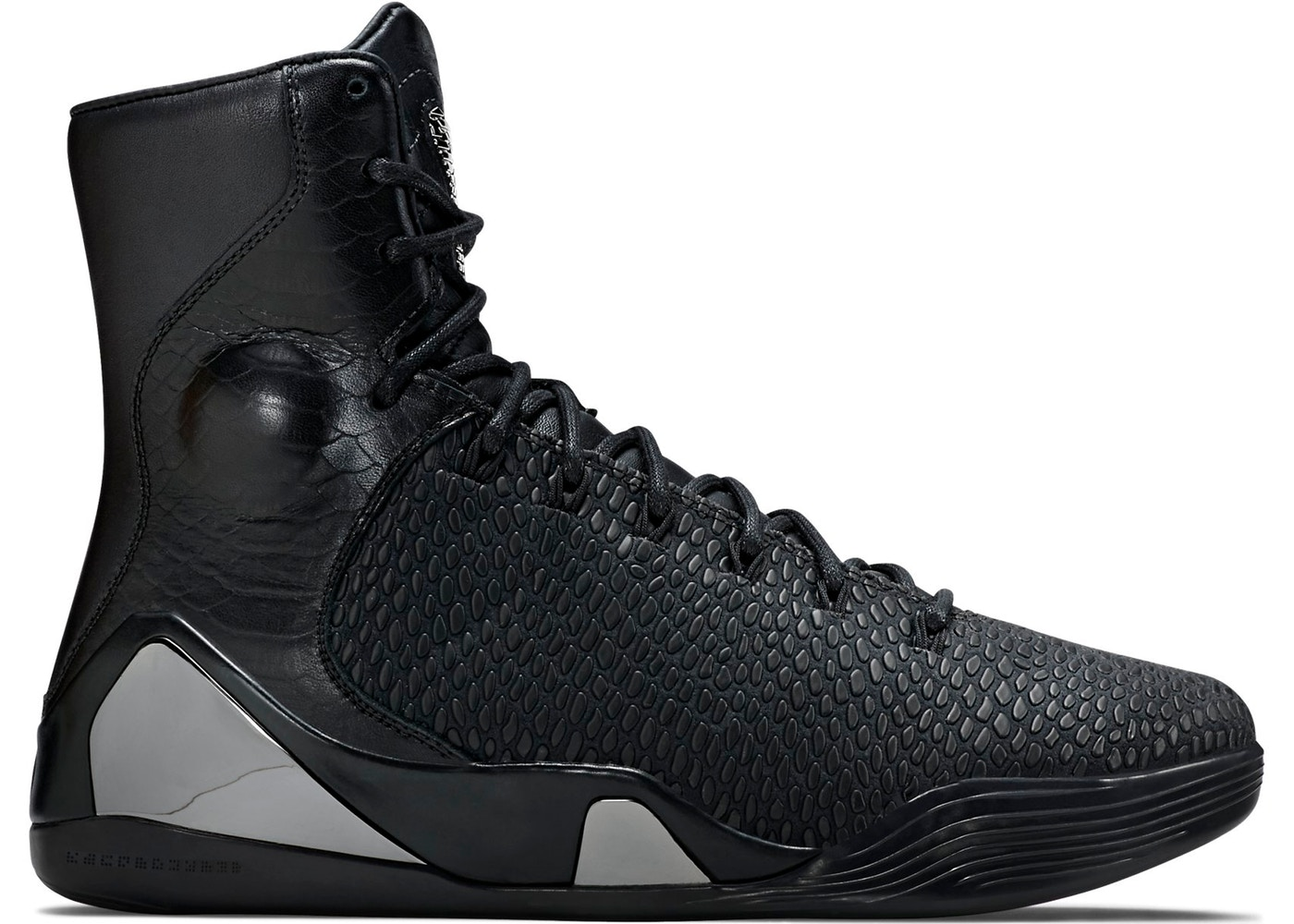 official photos 817c9 d2149 Kobe 9 High KRM EXT Black Mamba