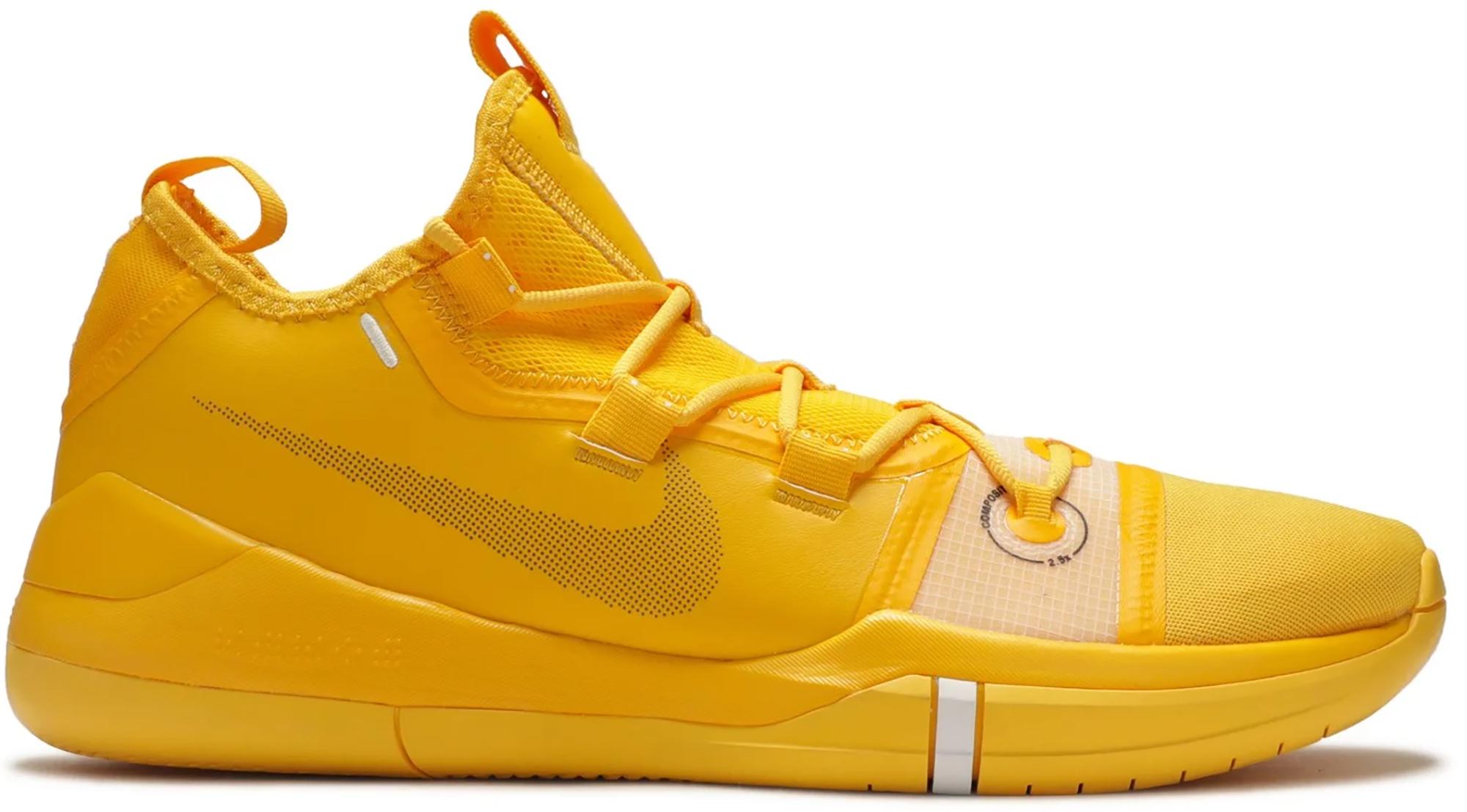 Nike Kobe A.D. Exodus Yellow - AT3874-701