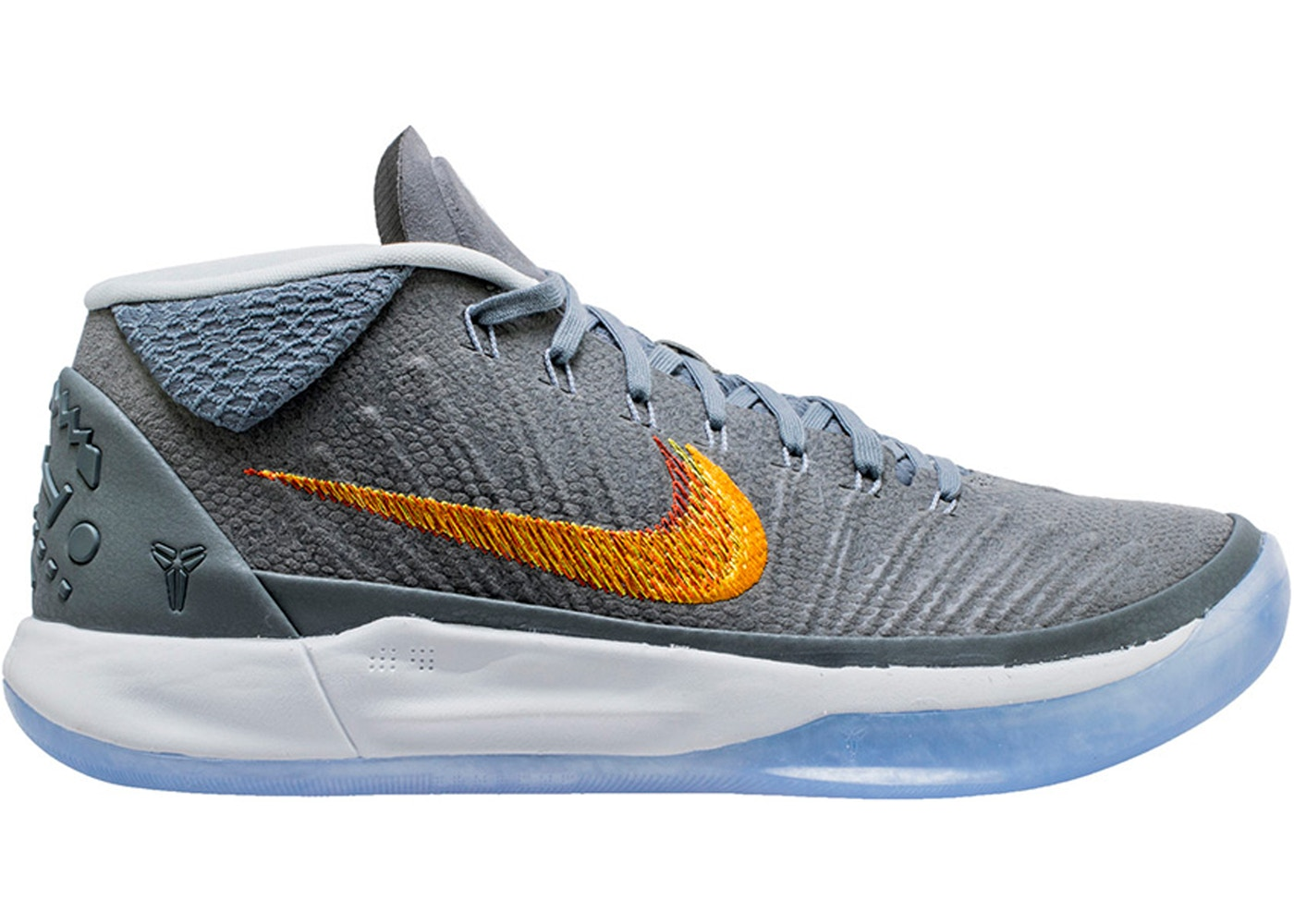 cheap for discount 1b9e1 10bc7 Sell. or Ask. Size  10.5. View All Bids. Kobe A.D. Grey Snake