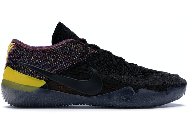 the latest 367bb 04c56 Kobe NXT 360 Black Multi-Color 2.0