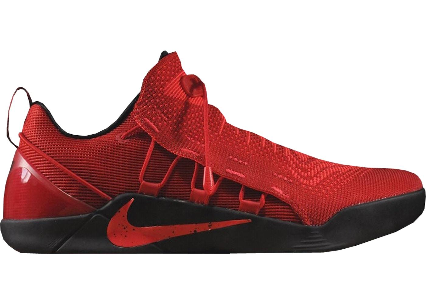 Nike Kobe A D Nxt University Red 882049 600