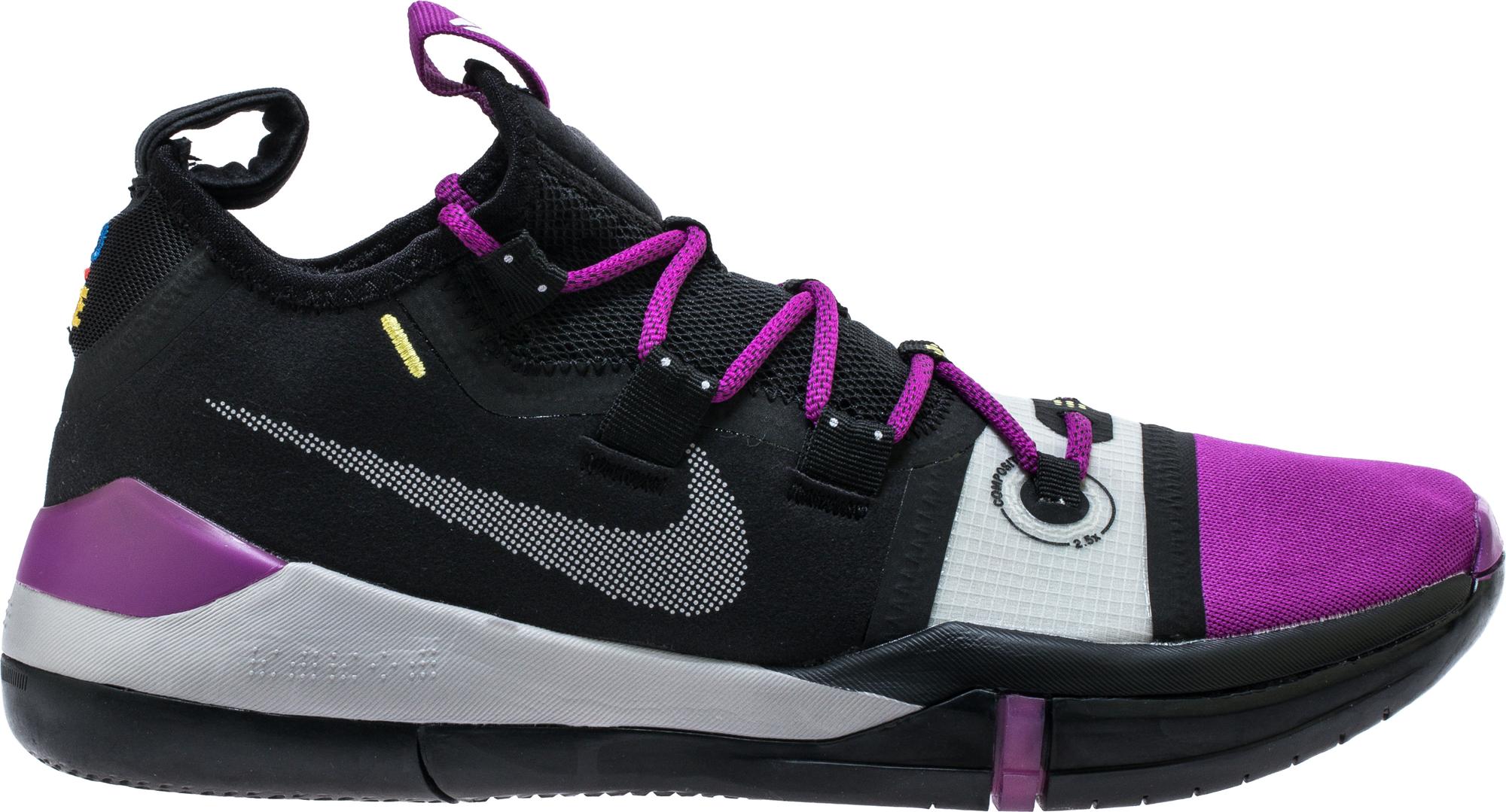 Nike Kobe AD Black Purple - AV3555-002