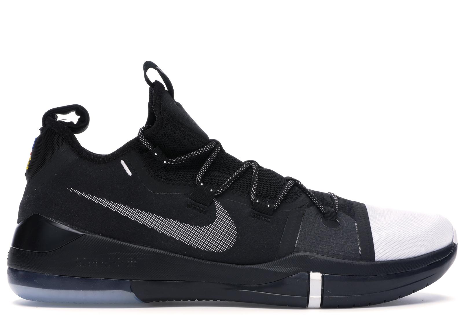 Nike Kobe AD Black Toe - AR5515-002