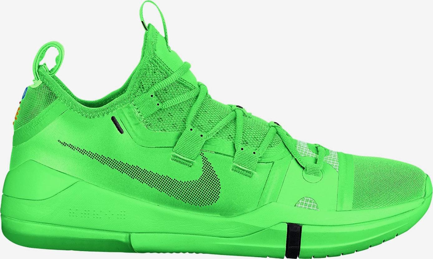 Nike Kobe AD Exodus Green Strike