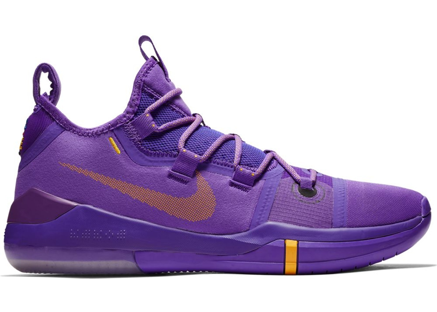 new style 4d6eb e6dea Kobe AD Lakers Hyper Grape - AR5515-500