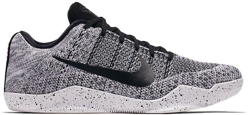 Pre-Owned Nike Kobe 11 Elite Low Oreo