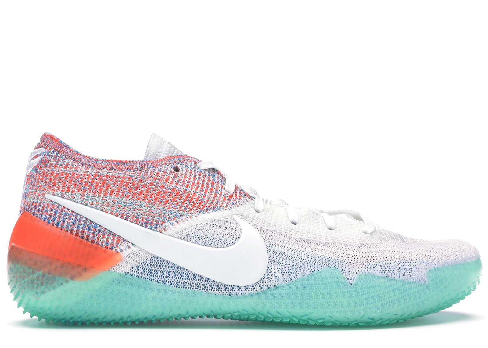 Nike Kobe NXT 360 White Multi-Color