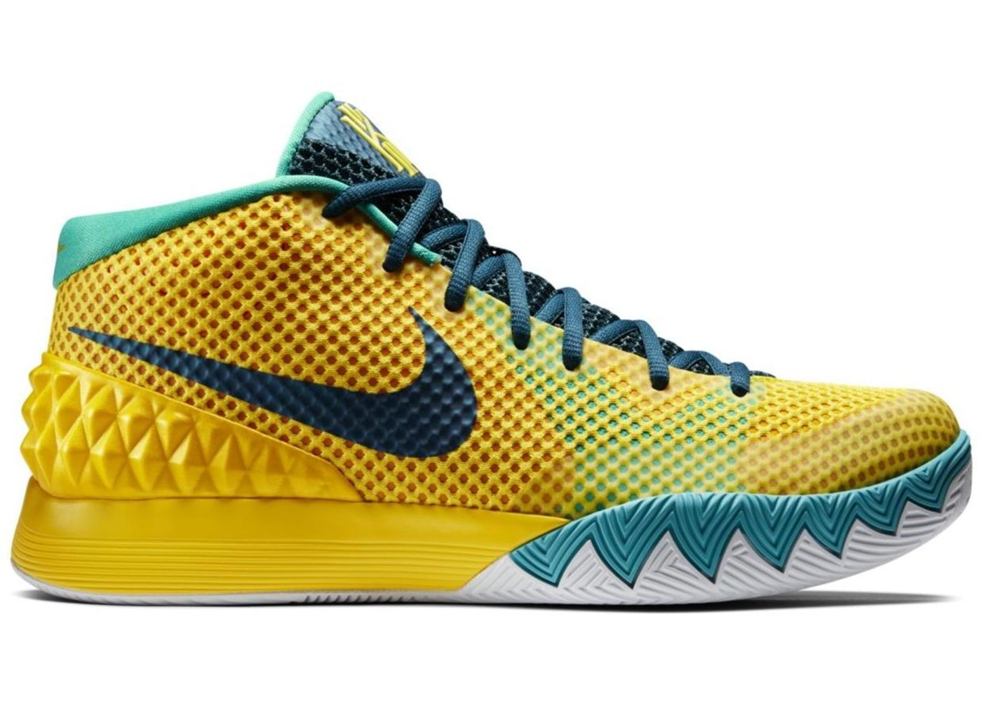 newest 5d6a5 978fa Kyrie 1 Letterman - 705277-737
