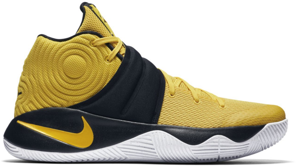 save off 51cc1 abaa8 low cost nike kyrie 2 yellow urine cdc47 5401f