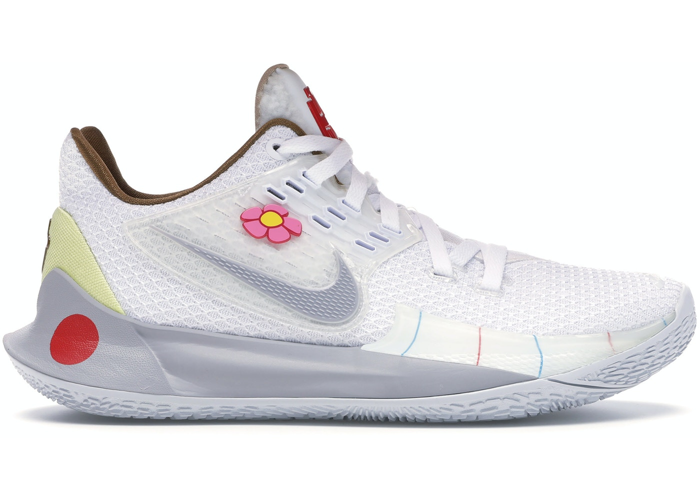 huge selection of ea550 33263 Kyrie 2 Low Spongebob Sandy Cheeks
