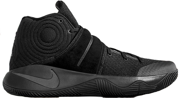 SOLD Release Reminder Kyrie 2 Triple Black This Nike ...