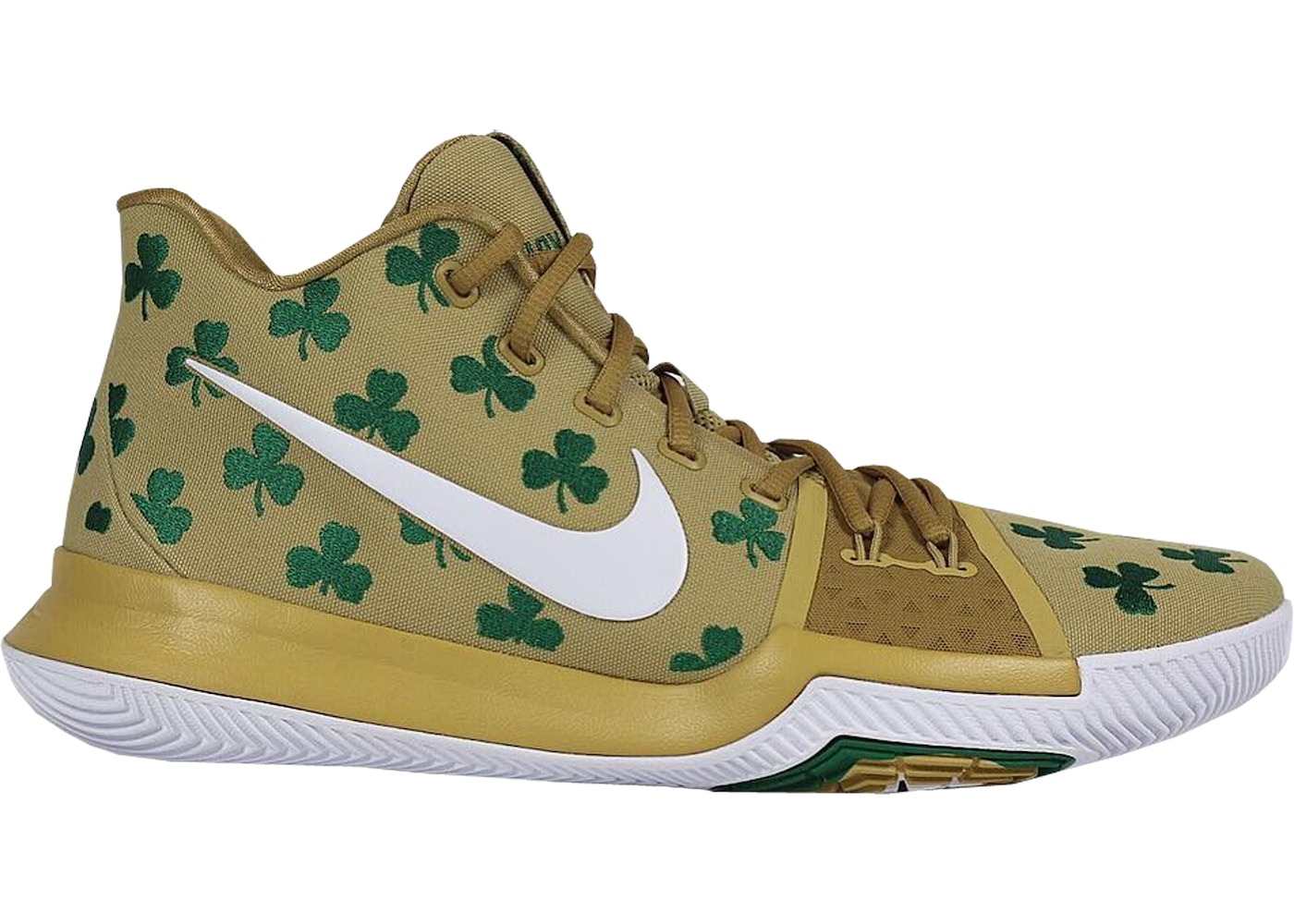 buy online 2120a a3fcd Kyrie 3 Luck