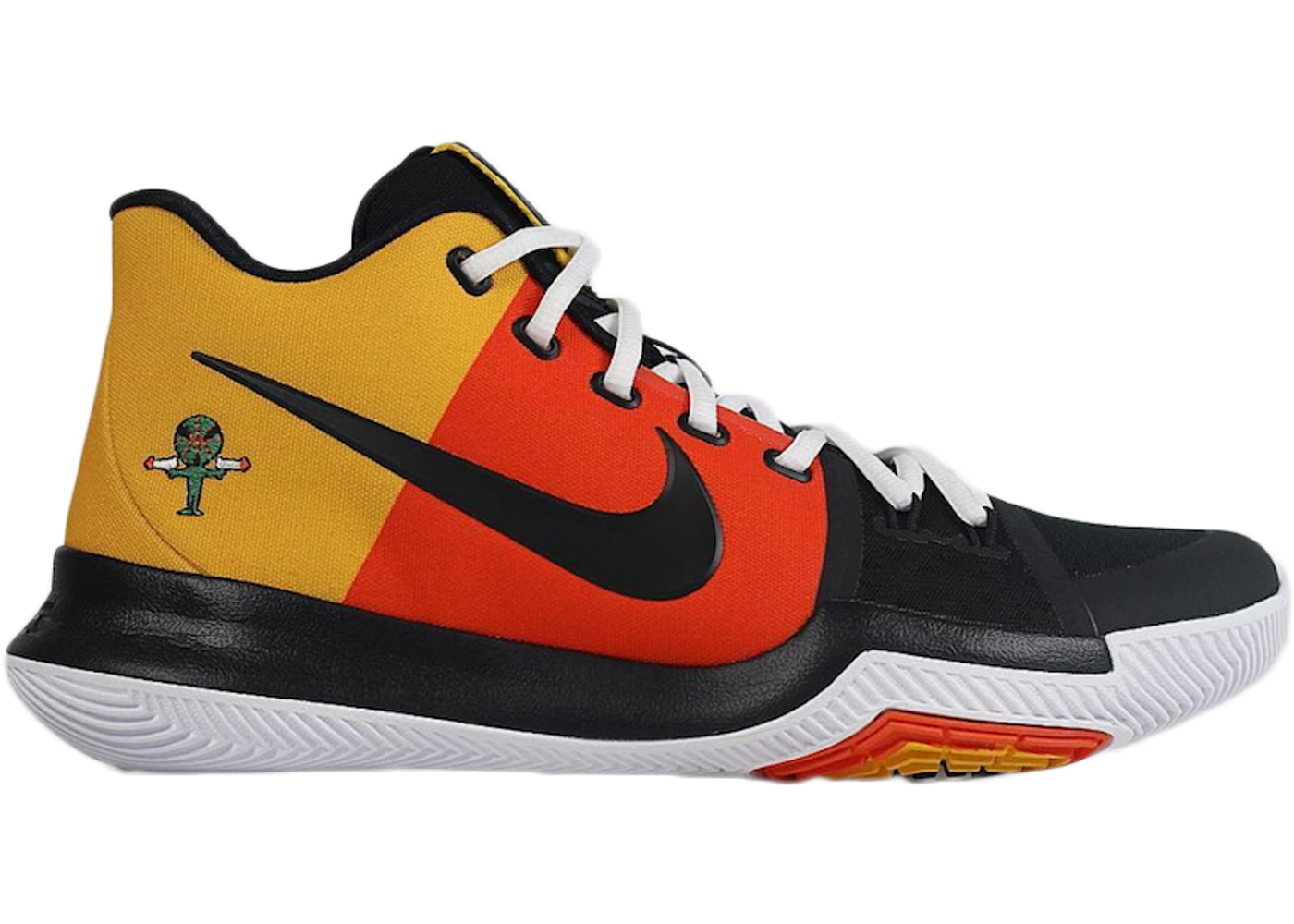 the best attitude 491ab 18ffd Nike Basketball Kyrie Shoes - Average Sale Price