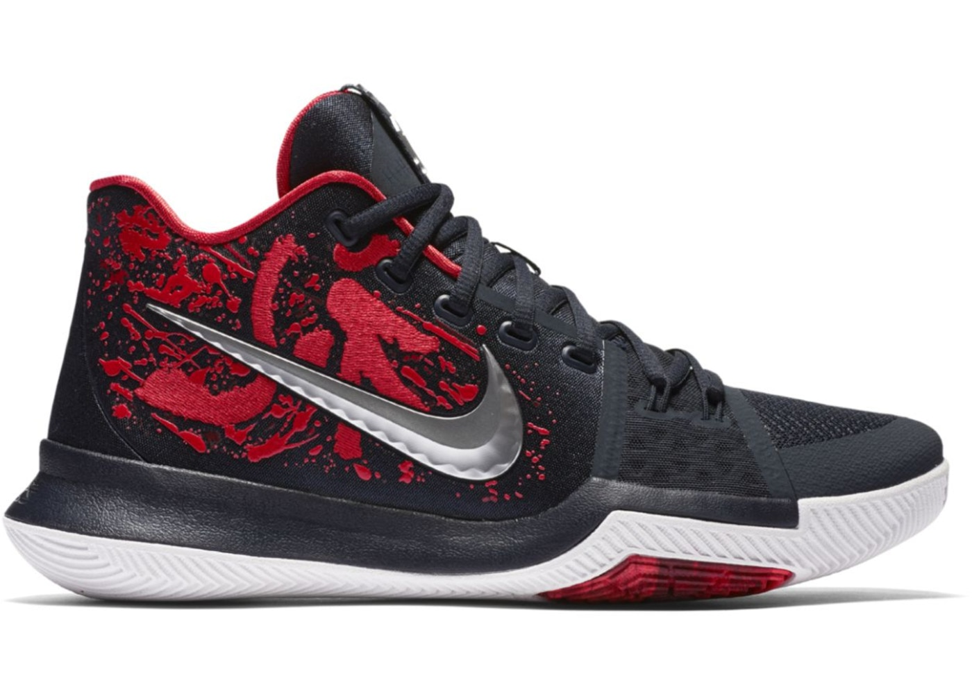 check out de73c 10ae9 Kyrie 3 Samurai - 852395-900