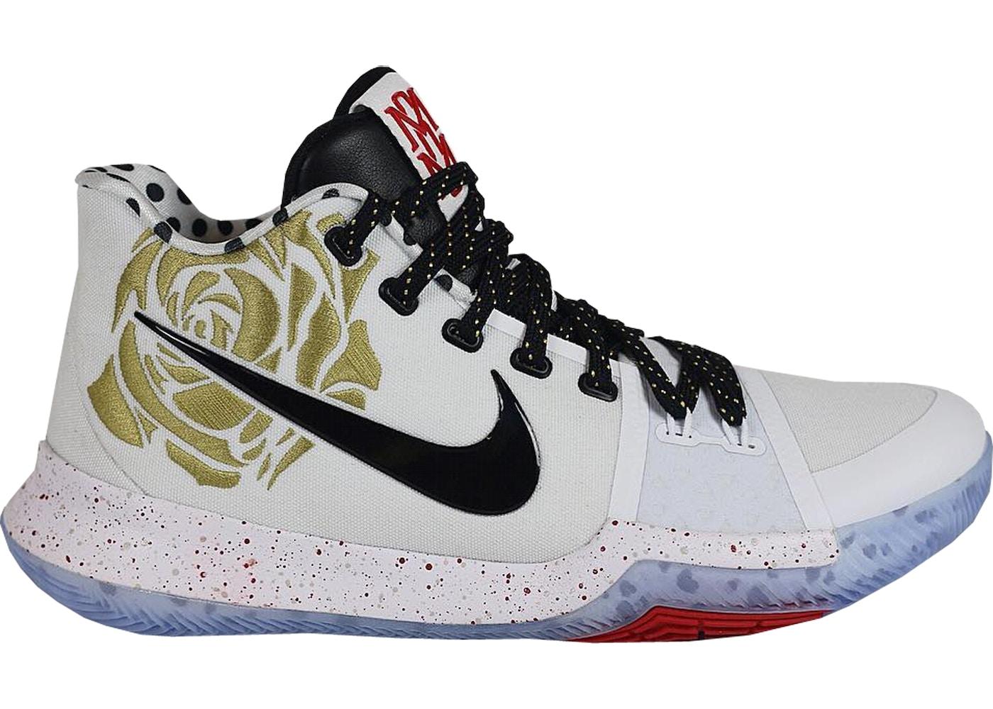 wholesale dealer 0e913 fae2a Nike Basketball Kyrie Shoes - Last Sale