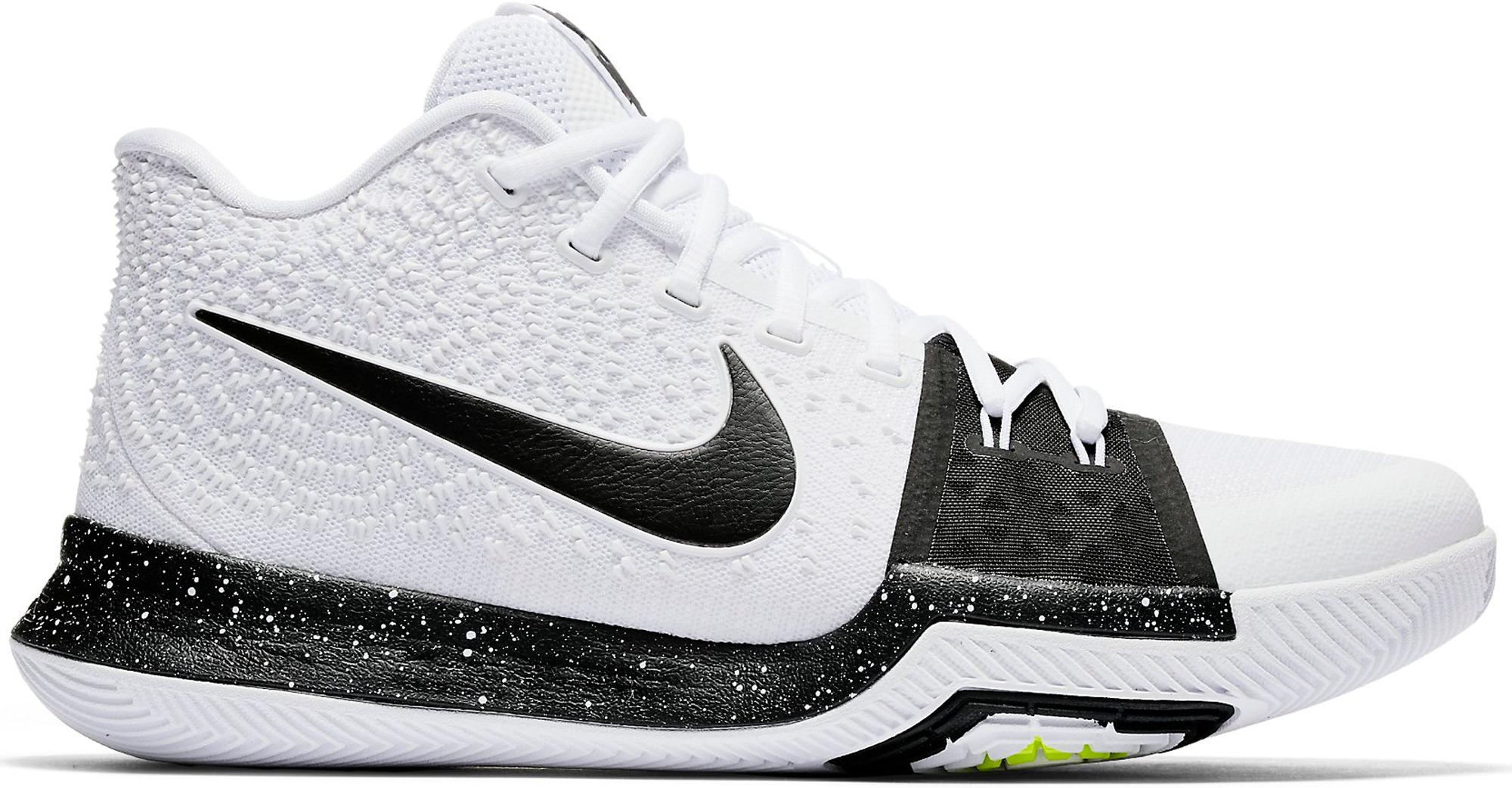 Nike Kyrie 3 TB White Black - 917724-100