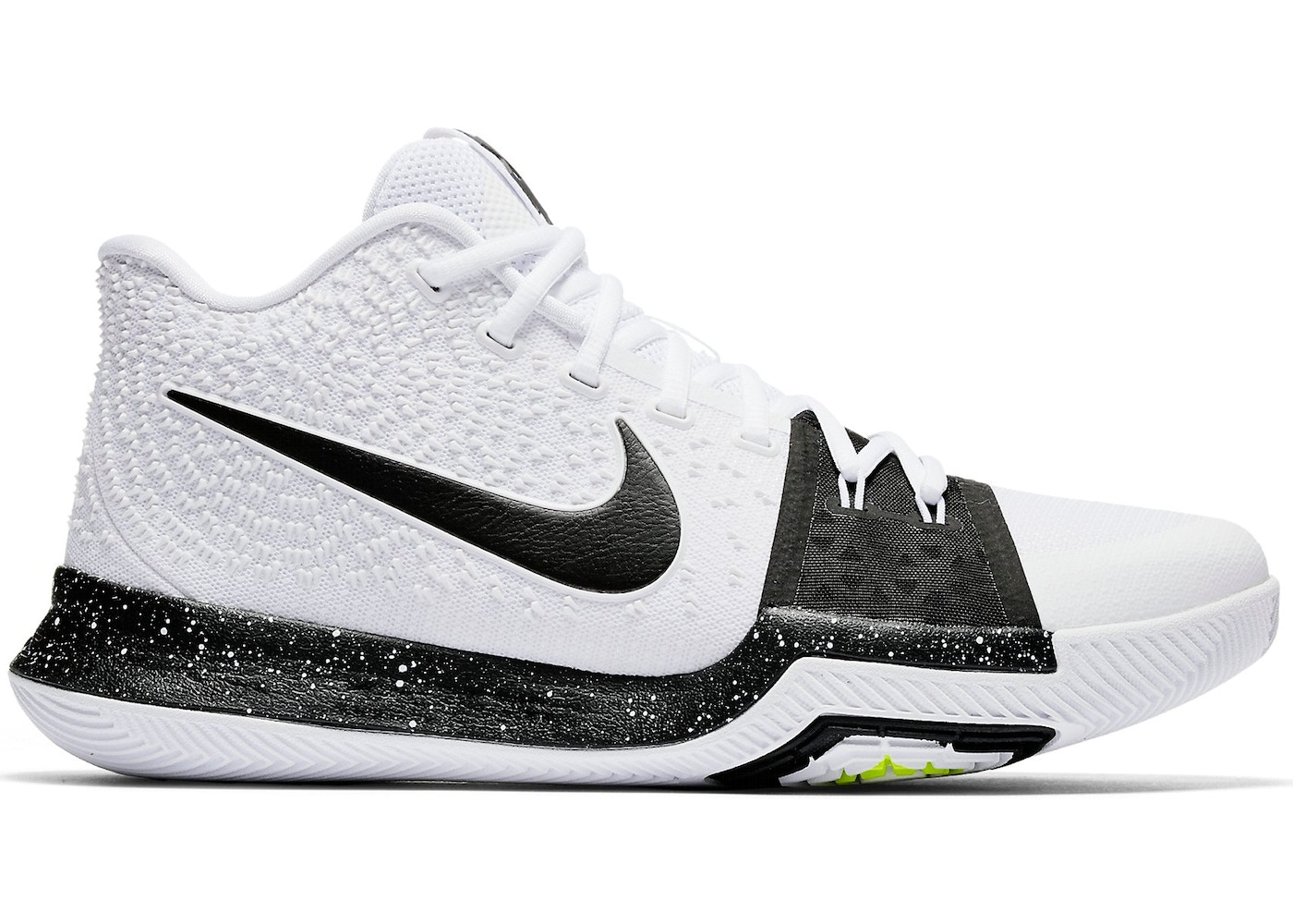 new style d3e83 d40cc Sell. or Ask. Size  13. View All Bids. Kyrie 3 TB White Black