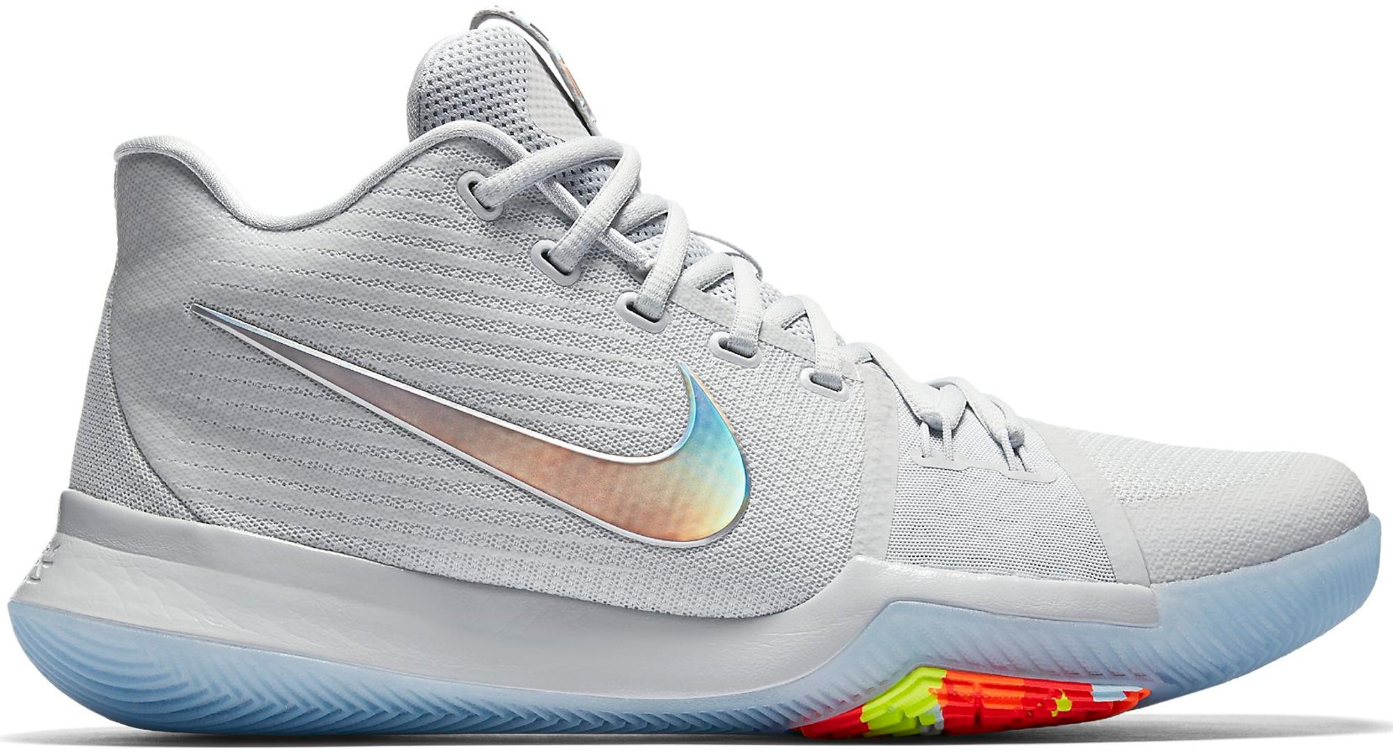 Nike Kyrie 3 Time to Shine - 852416-001