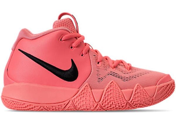 Atomic Pink Nike Kyrie 4 Nike Kyrie 4 Atomic Pink (GS) - AA2897-601