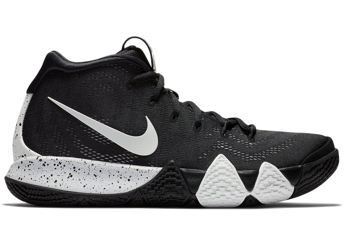 wholesale dealer 3a428 bd3bf Kyrie 4 Black White