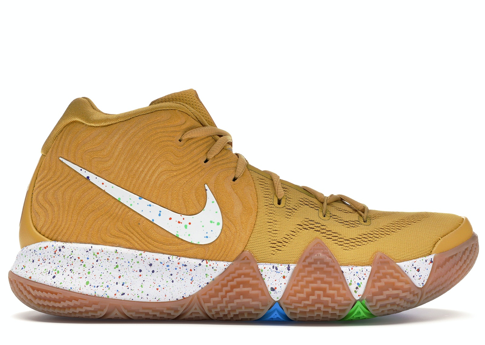Kyrie 4 Cinnamon Toast Crunch