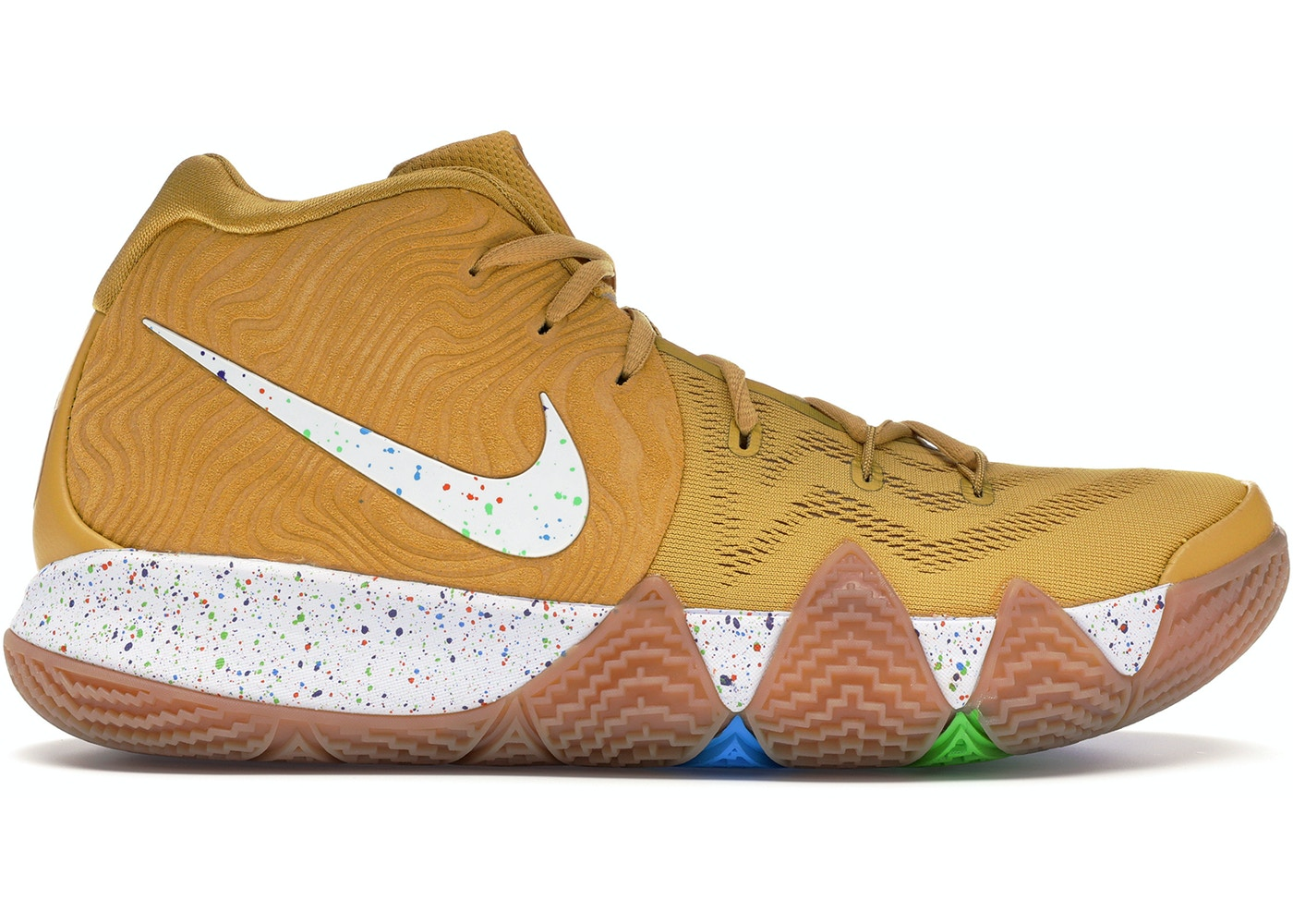 premium selection 23c05 70e2f Kyrie 4 Cinnamon Toast Crunch