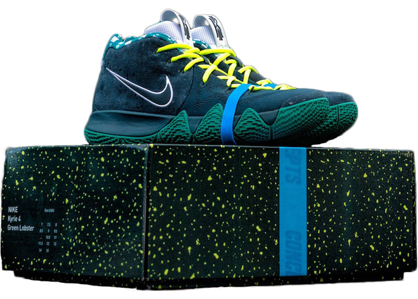 the best attitude e7d37 0a1e7 Nike Basketball Kyrie Shoes - Average Sale Price