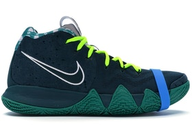 pretty nice a6bf4 b120d Kyrie 4 Concepts Green Lobster (Special Box)