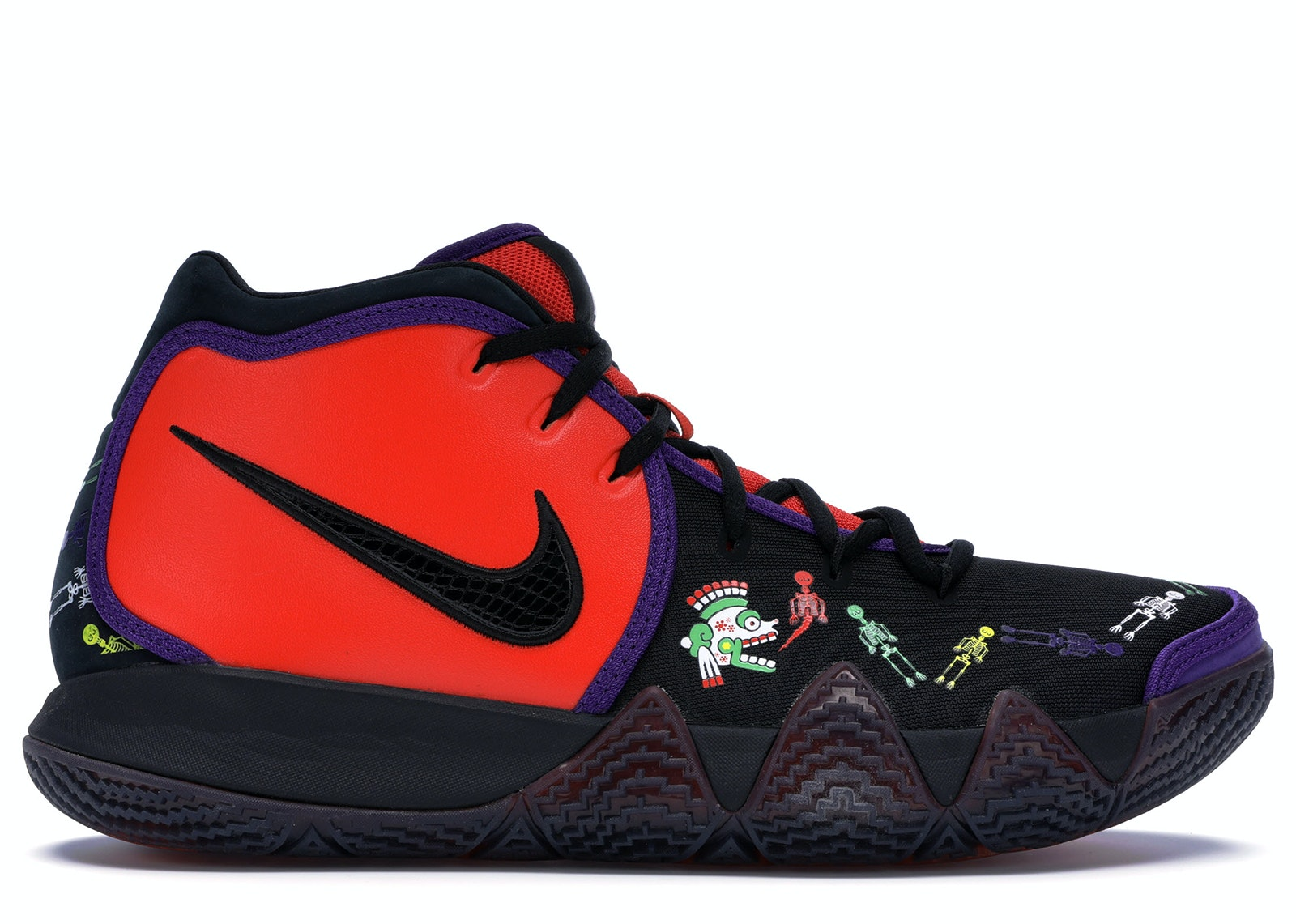 Kyrie 4 Day of the Dead