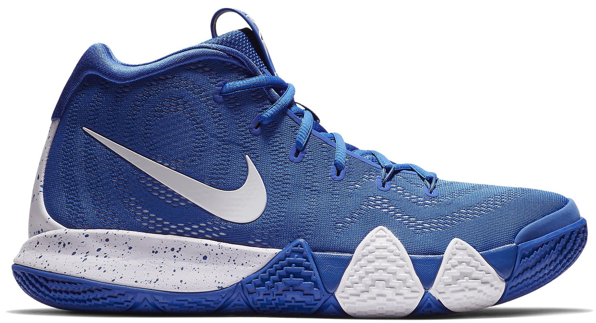 Nike Kyrie 4 Game Royal - AV2296-400